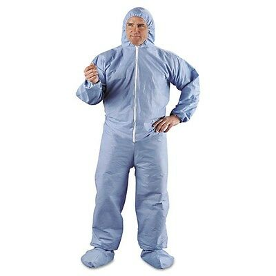 KleenGuard A65 Hood & Boot Flame-Resistant Coveralls - 45356