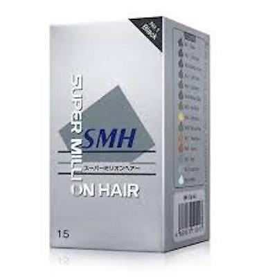 Super Million Hair Hair Enhancement Fibers 15g.