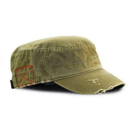 Distressed Cadet Hat Ebay