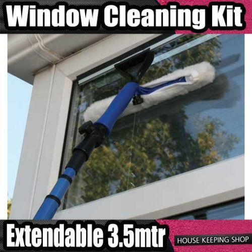 Window Cleaning Kit Ebay