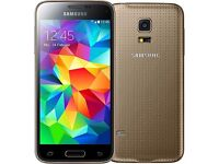 Samsung Galaxy s5. 16gb. Gold. Unlocked. £150 fixed price