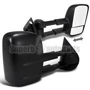 Silverado Extended Towing Mirrors