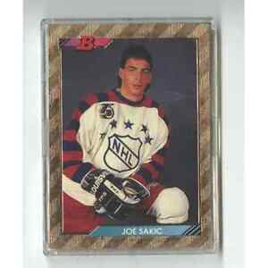 1992-93 BOWMAN HOCKEY .... complete 442 card set