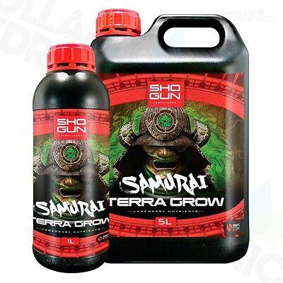 Shogun Samurai Terra Grow 5l