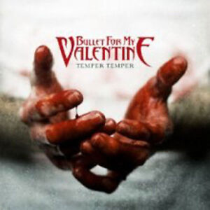 Bullet-For-My-Valentine-Temper-Temper-deluxe-Version-NEW-CD