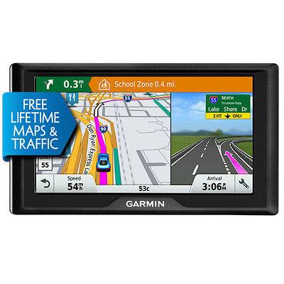 Garmin Drive 60Lmt Us Gps W  5  Screen Free Lifetime Map And Traffic Updates