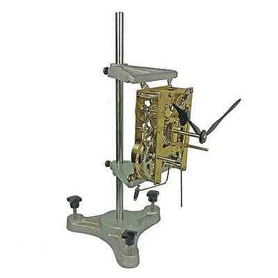 New Clock Pendulam Movement Holder Test Stand Regulating Repair Tool