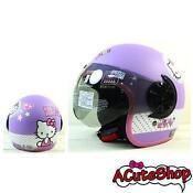 Womens Black Motorcycle Helmet
