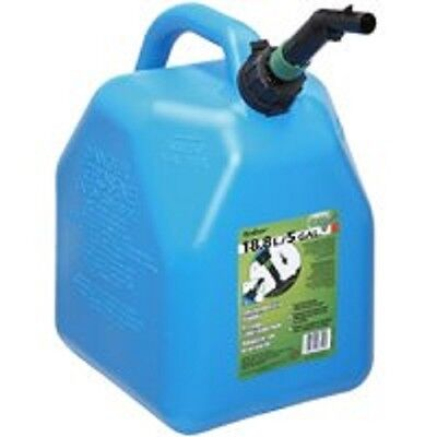 New Case Of 4 Scepter 5 Gallon Polyethylene Kerosene Fuel Cans Sale Price