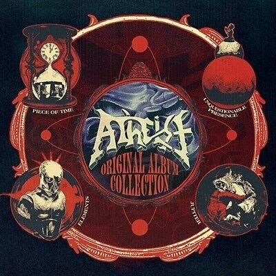 Atheist   Original Album Collection  New Cd