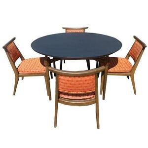 antique dining tables and chairs