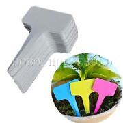 Plastic Plant Markers