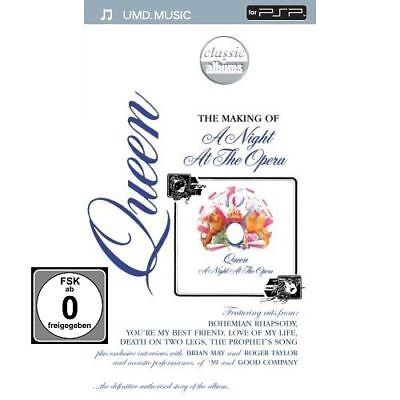 PSP UMD - QUEEN - A NIGHT AT THE OPERA (Classic) **NEU*