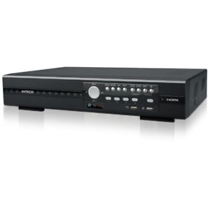 AVTECH AVZ404 Pentabrid 4 channel DVR 1080P DVR RECORDER CCTV