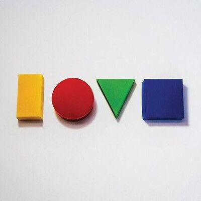 Atlantic Four - Jason Mraz - Love Is a Four Letter Word [New Vinyl]