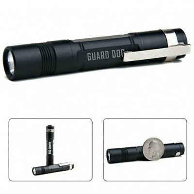 Guard Dog small Micro Tactical 18 Lumen Pure White LED Light Flashlight micra Tl Tactical Light