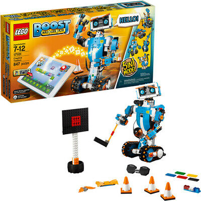 LEGO® BOOST - Creative Toolbox 17101 [New Toy] Toy, Brick