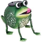 Solarleuchte Frosch