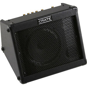 Crate TX15 battery amp