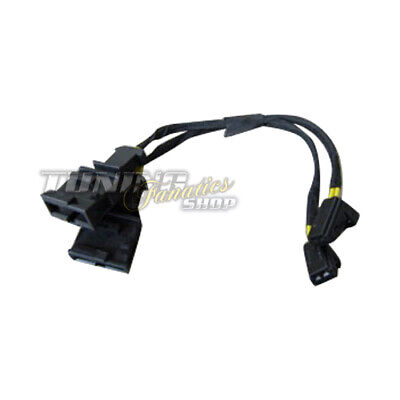 For Original Audi LED License Plate Light Lamps #3 Adapter Cable Loom