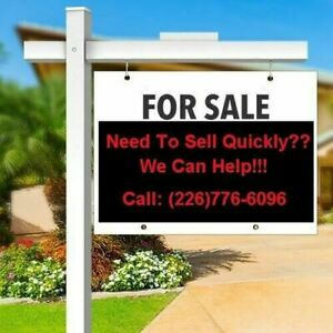 Need To Sell Your House Fast???