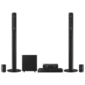 Samsung HT-J5530 5.1Ch 1000W 3D Blu-Ray Home Theatre System