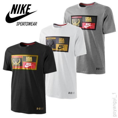 Nike USA Basketball T Shirt | eBay