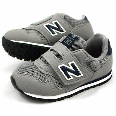 Grau Kinder Schuhe (NEW BALANCE IV373 GV * grau * KINDERSCHUHE SNEAKER JUNIOR SPORT * NEU *)
