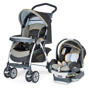 Chicco Key Fit 30 Travel System Stroller New