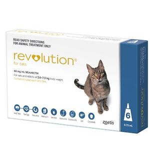 Revolution Selamectin Topical Solution for Cats
