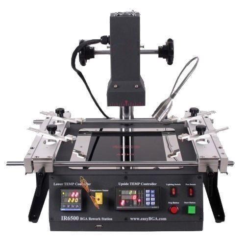 110V  IR6500 ACHI BGA Rework Station Repair Heating Infrared Reballing Machine