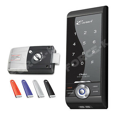 NEW EVERNET CHOICE-T Smart Digital Door Lock Keyless Electronic Security Entry