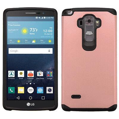 Rose Gold Black Astronoot Phone Case For Lg Ls770  G Stylo  Lg H740  G Vista 2