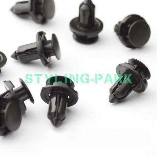 plastic push fasteners car interior design