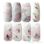 Nail Art Sticker Tip Decal