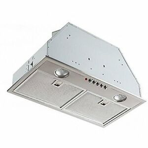 Broan Pm500ss Cfm Stainless Steel Vent Hood Pack
