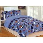 Boys Sports Bedding Full