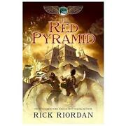 Red Pyramid Rick Riordan