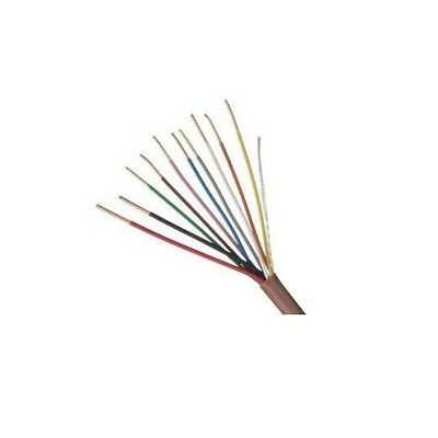 250 18-10 Pvc Thermostat Cable Outer Jacket Heat Resistant Usa Wire