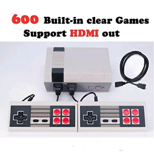 BRAND NEW IN BOX Entertainment Console & 600 Nintendo NES Games