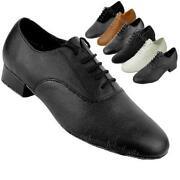Wide Ballroom Dance Shoes