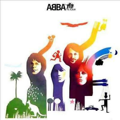 ABBA-ABBA:THE ALBUM NEW VINYL RECORD