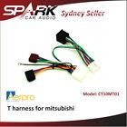 Car Audio & Video Wire Harnesses for Mitsubishi CT
