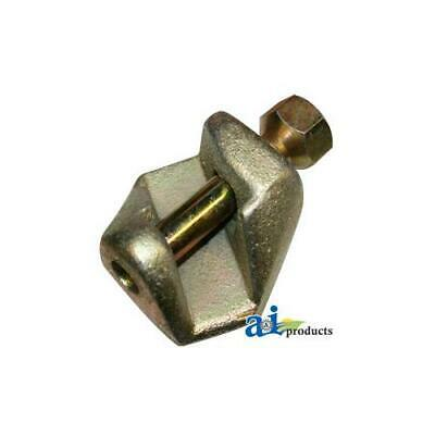 70219456 503676m1 Wheel Clamp Stop For Tractor Power Adjust Rear Rim