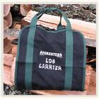 Canvas Wood Carrier