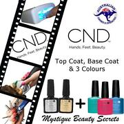 CND Shellac Top Coat