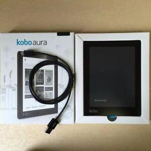 "Kobo Aura 6"" Digital eBook Reader With Touchscreen 4 GB WIFI - (REFURBISHED)"