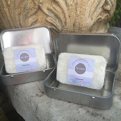 All Natural Lotion Bar with coconut oil, shea butter, beeswax, and lavender oil - Natural Shea Butter Lotion Bar