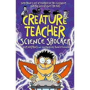 Creature Teacher: Science Shocker by Sam Watkins (Paperback, 2016)