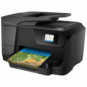 NEW HP OfficeJet Pro Wireless Colour All-In-One Inkjet Printer